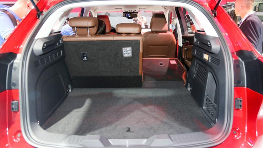 Haval H4 багажник