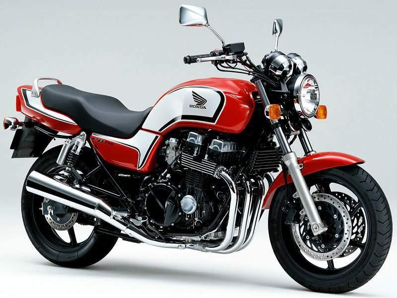 Honda CB750 фото