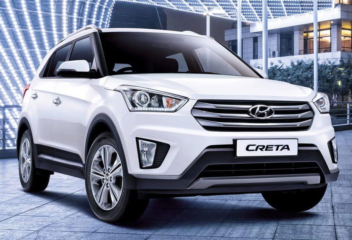 Hyundai Creta 4WD фото
