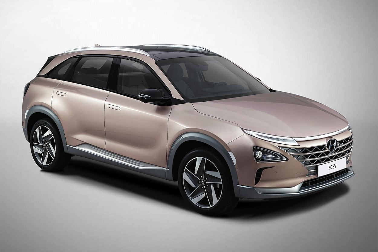 Hyundai FCEV фото