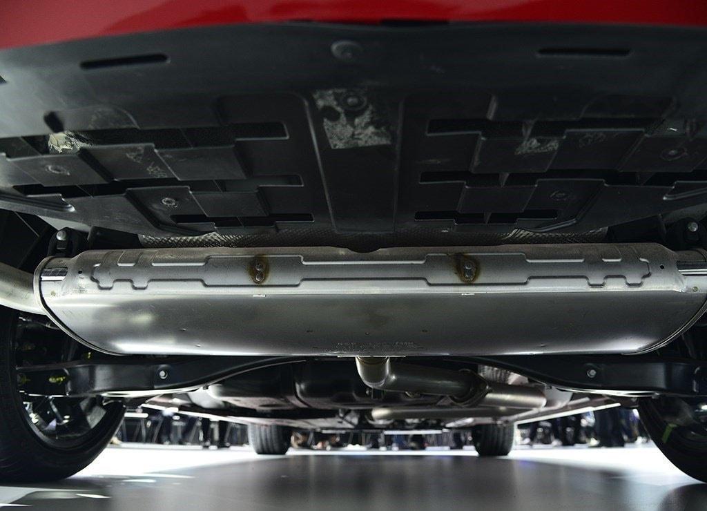 Hyundai Lafesta подвеска