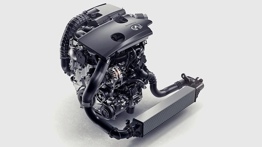 Infiniti QX50 фото двигатель