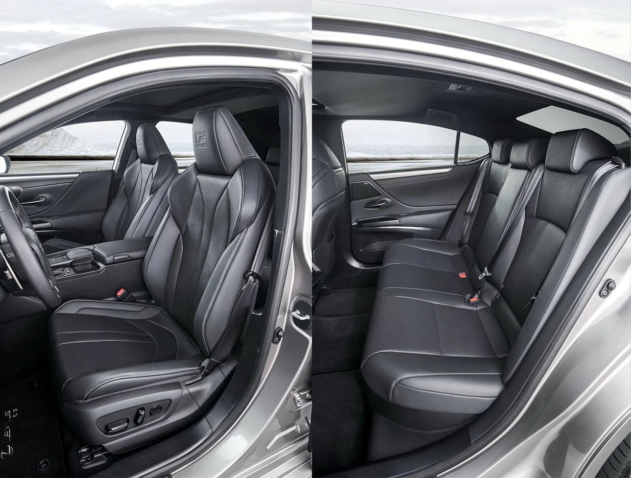 Lexus ES фото салон