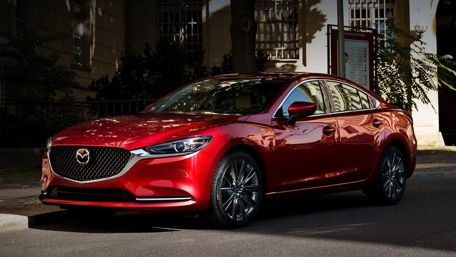 Mazda 6 фото общий вид