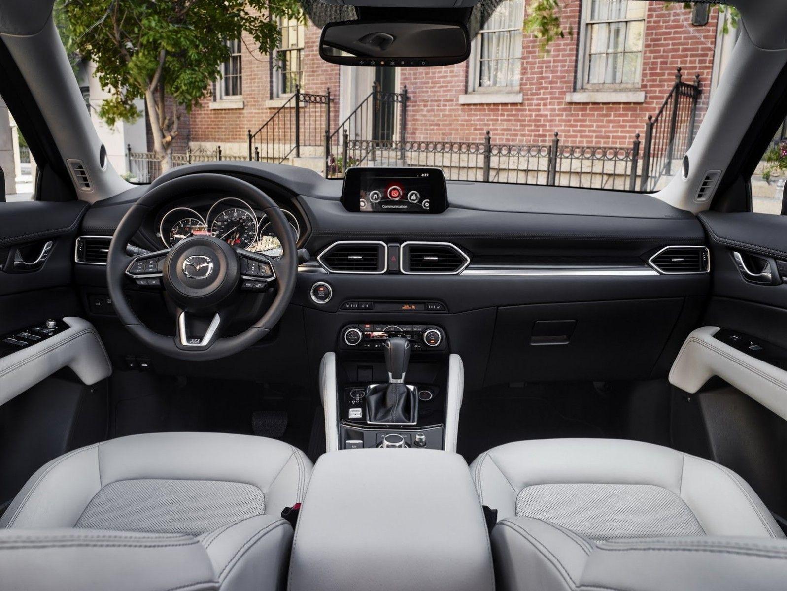 Mazda CX-5 2017 фото салон