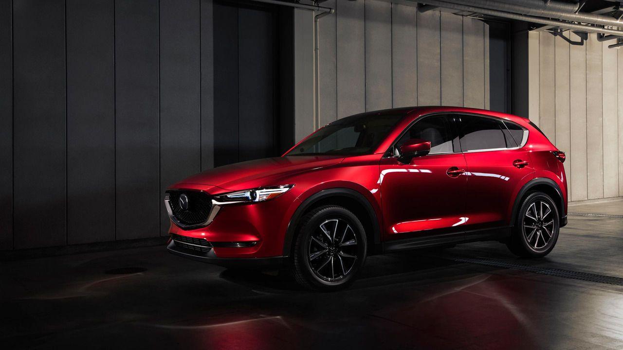 Mazda CX-5 2017 фото