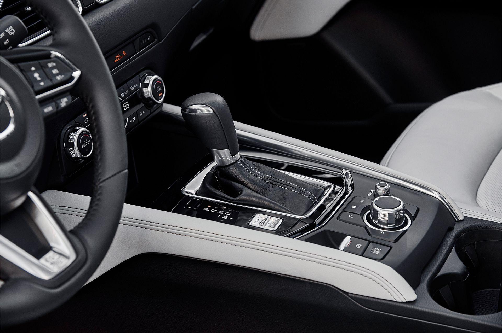 Mazda CX-5 2017 кпп
