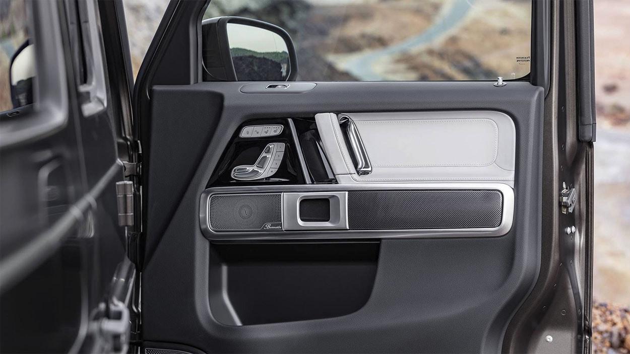 Mercedes-Benz G-class фото дверь