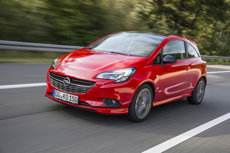 Opel Corsa S фото
