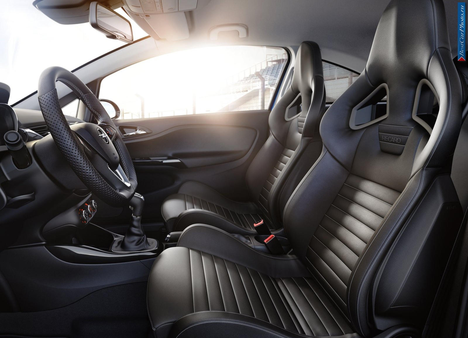 Opel Corsa S салон