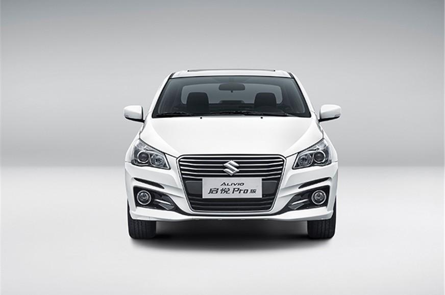 Suzuki Alivio фото