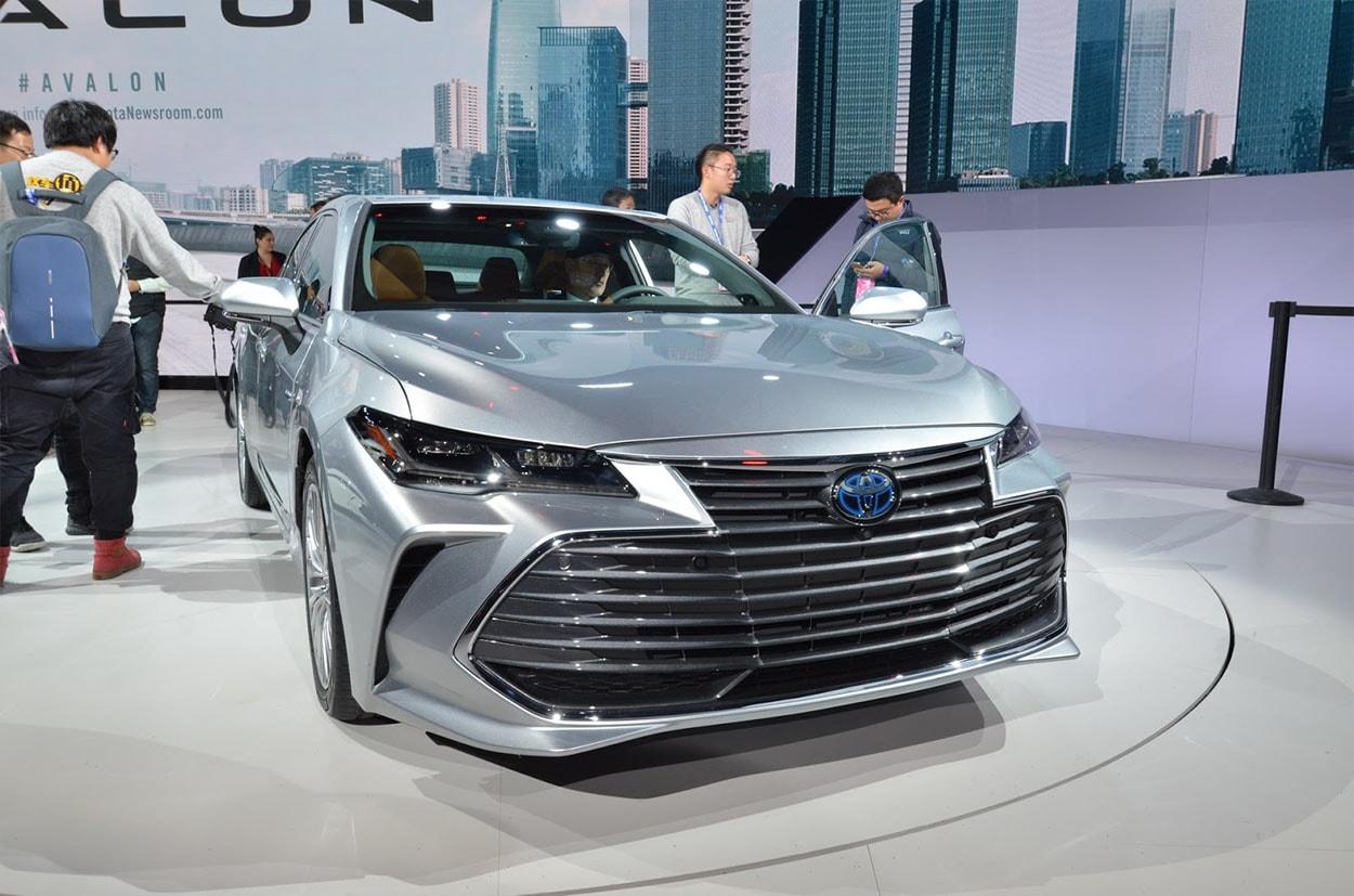 Toyota Avalon выставка