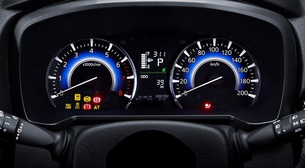 Toyota Rush фото мультимедиа