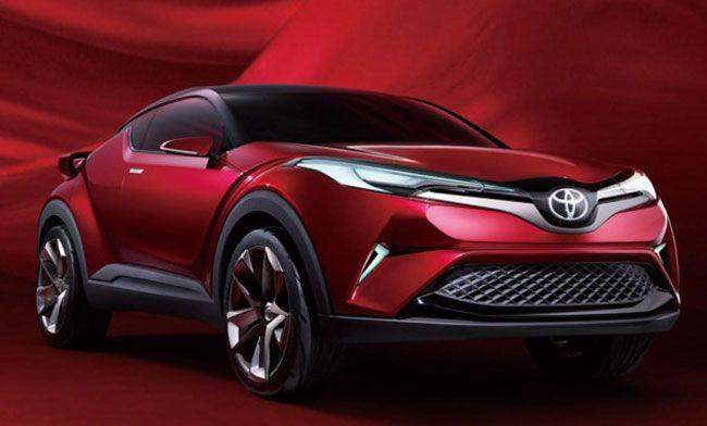 Toyota Way фото спереди