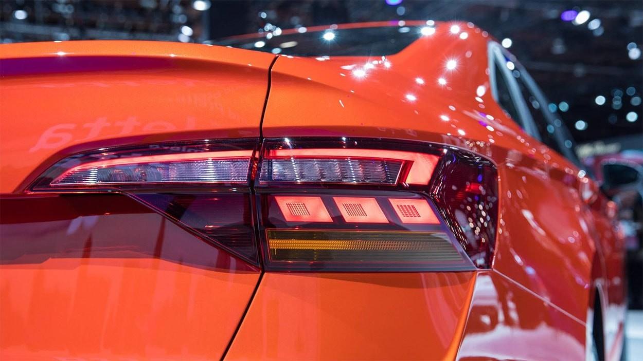 Volkswagen Jetta 7 фонари