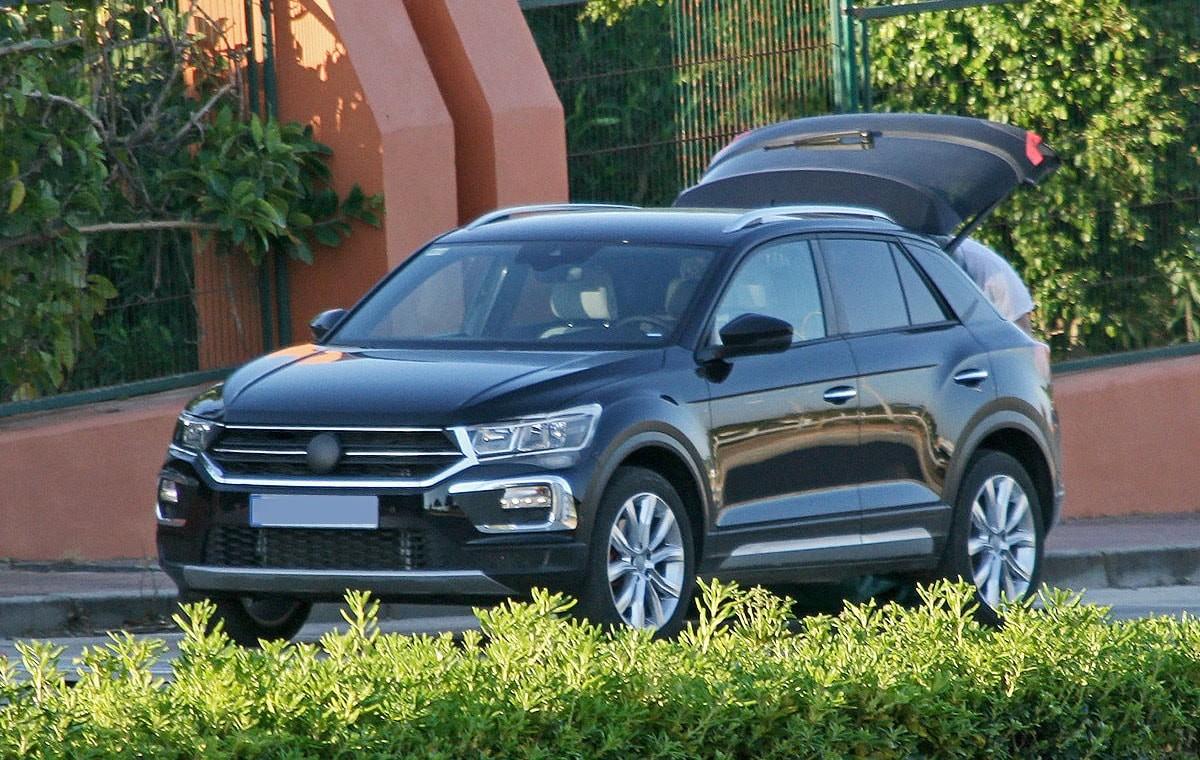 Volkswagen T-Roc фото