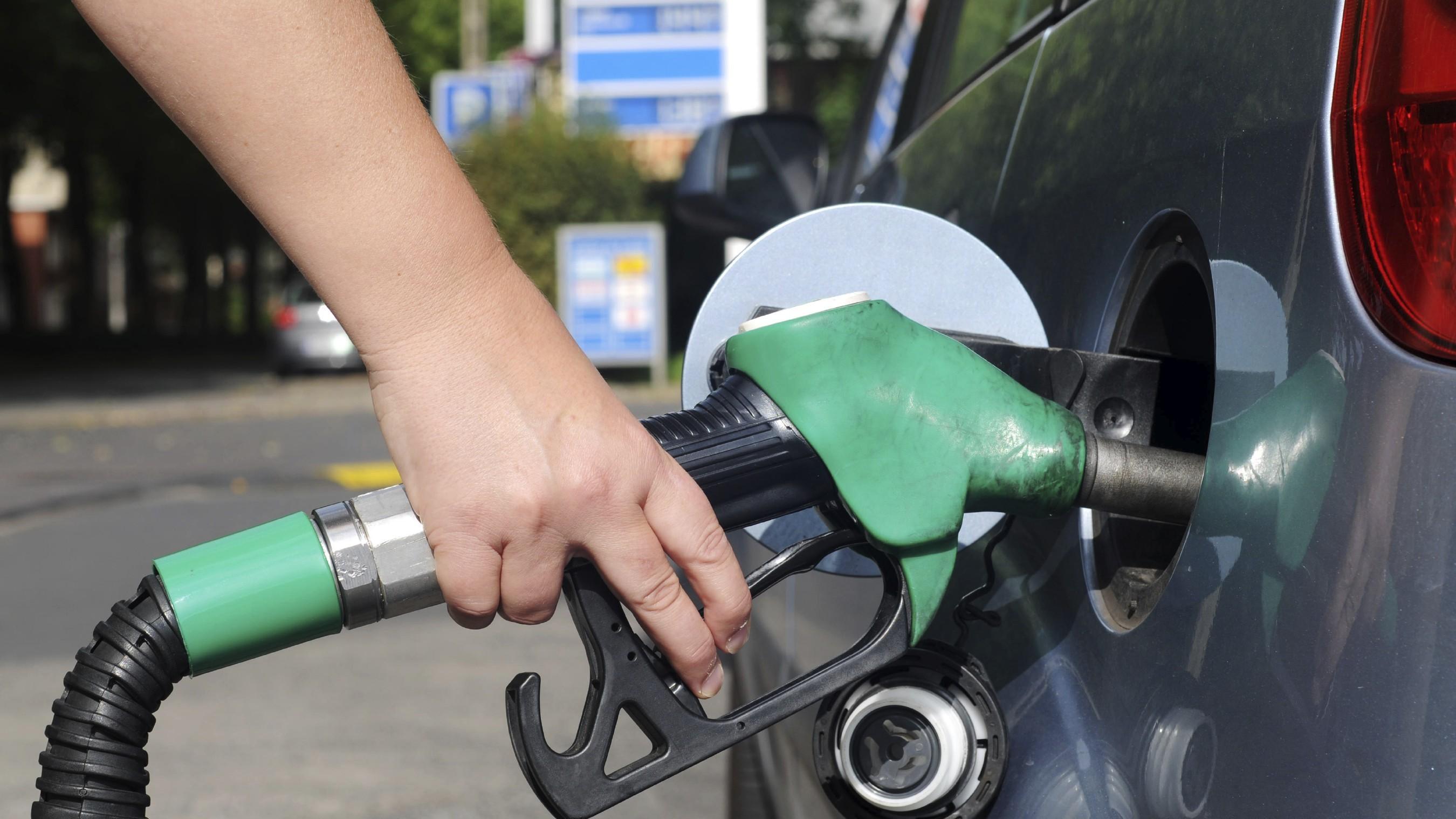 Залили дизель вместо бензина