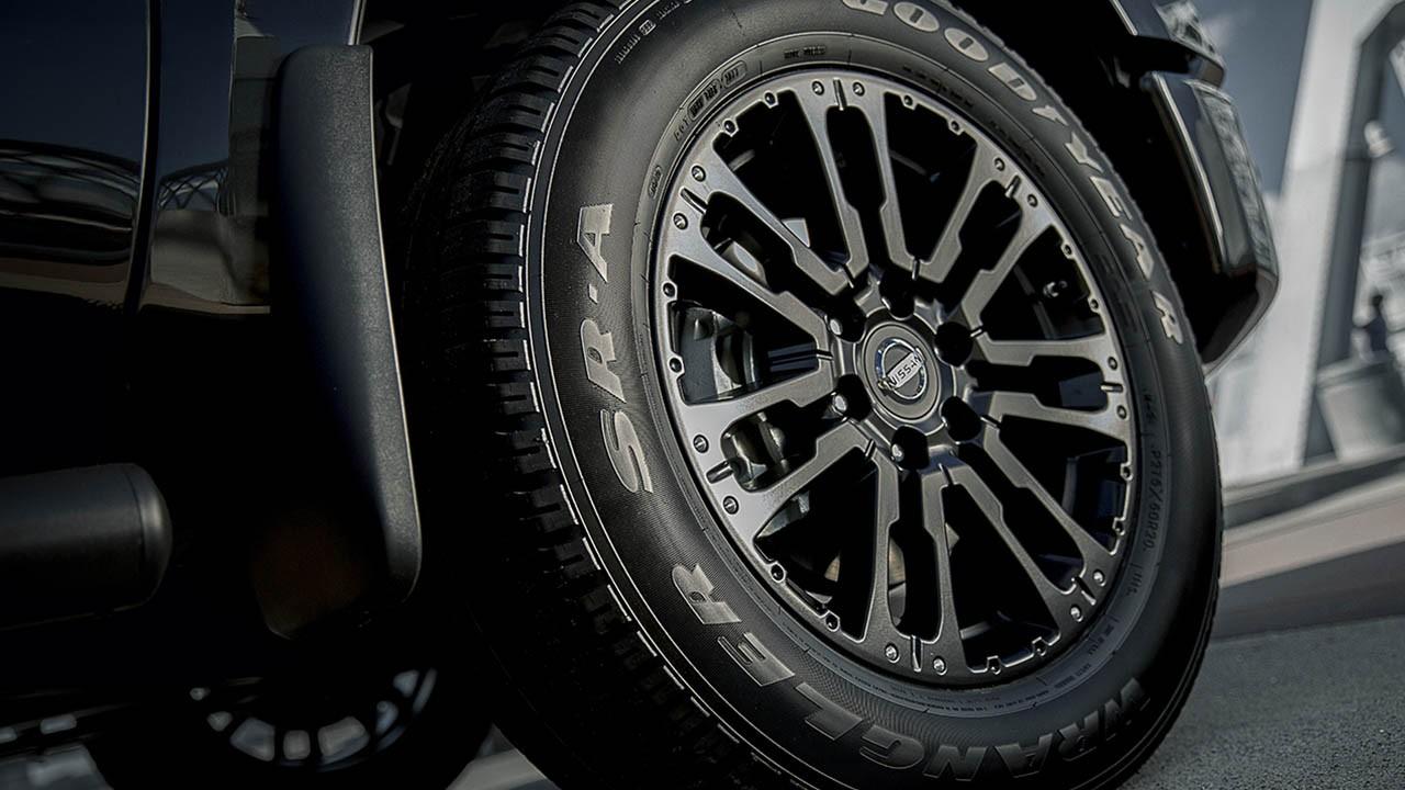пикап Nissan Titan 2017 2018 фото колес