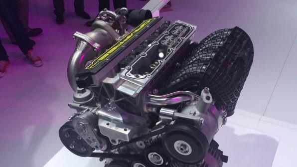 Двигатель Qoros