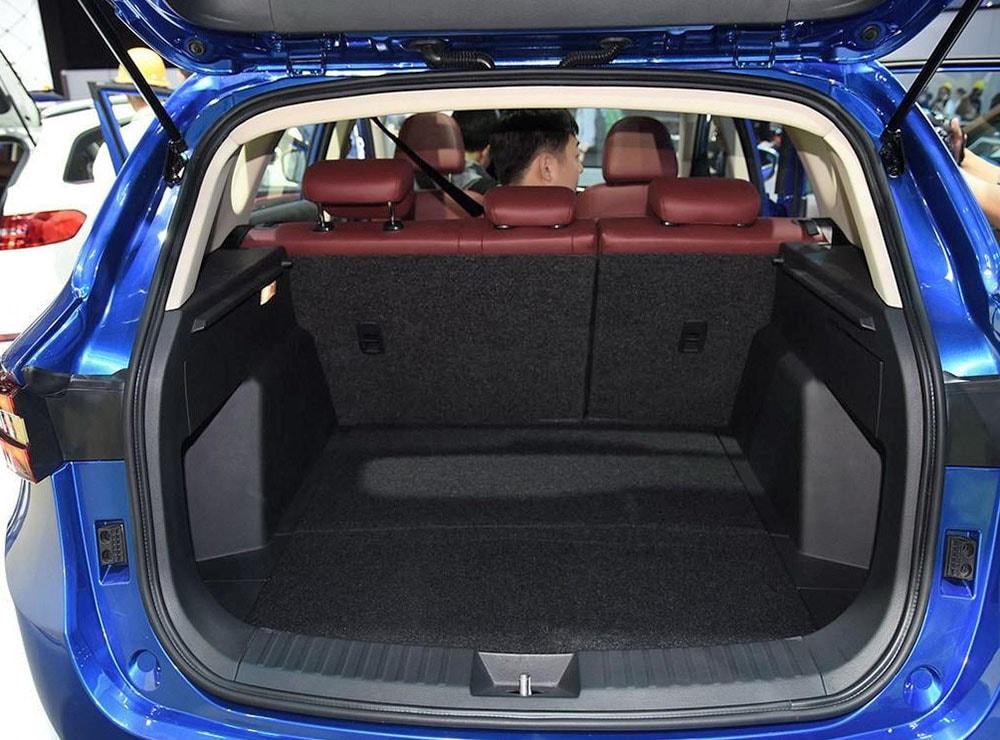 FAW Junpai D80 багажник