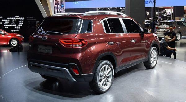 Hyundai ix35 2017 - 2018 фото вид сзади