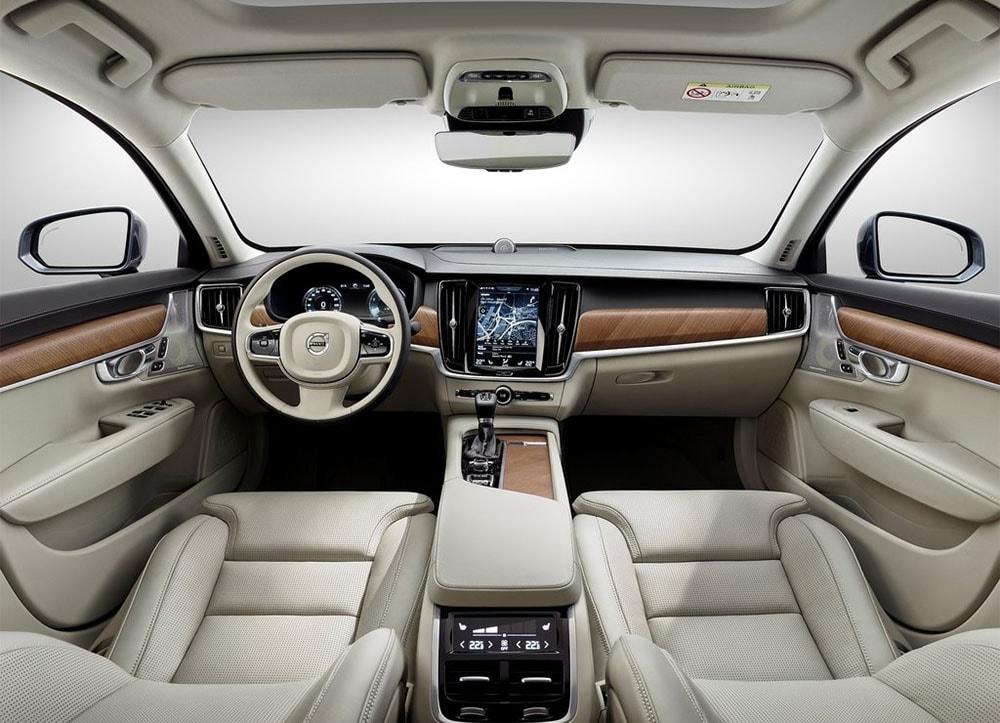 Volvo S90 салон