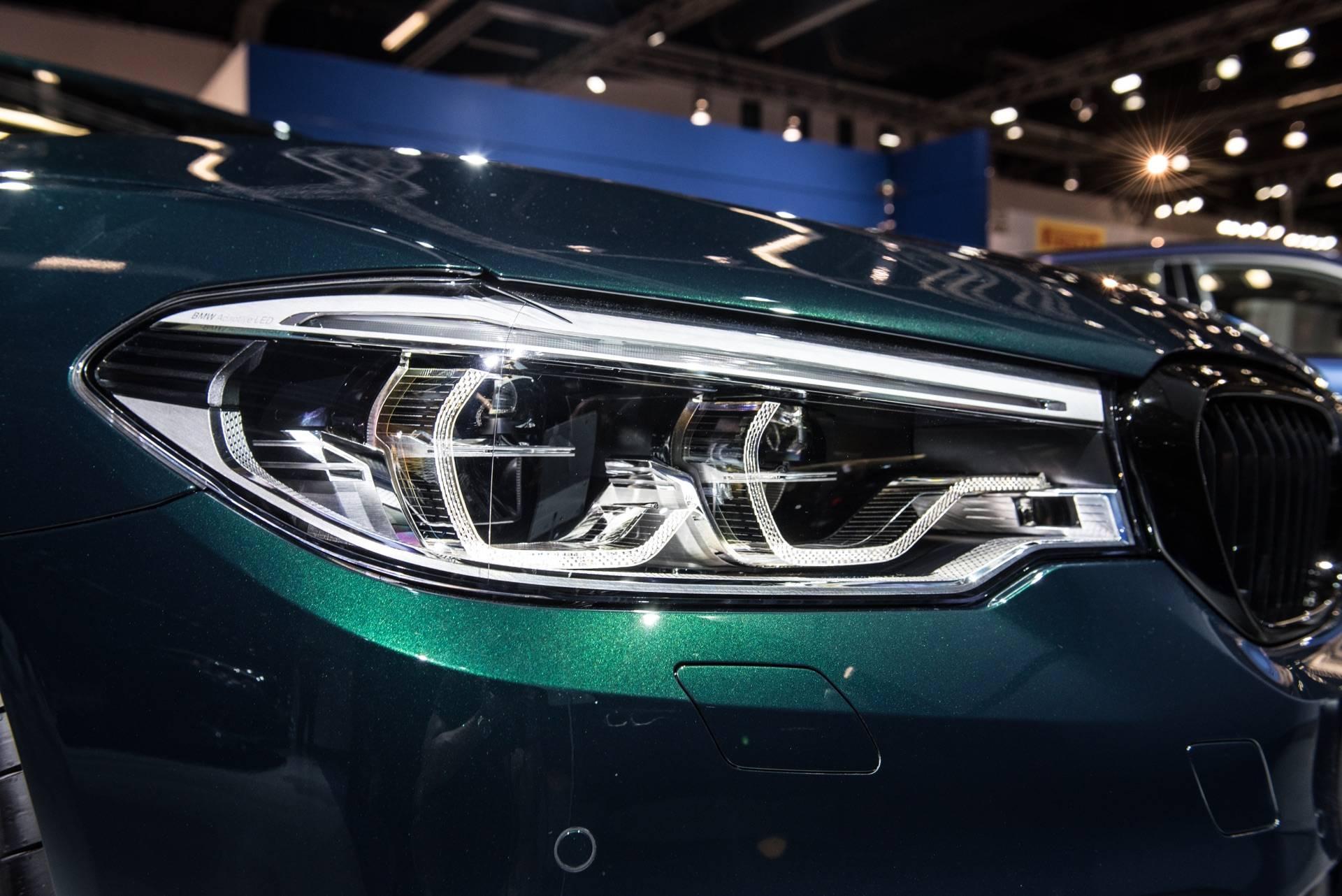 BMW Alpina D5 S детали кузова