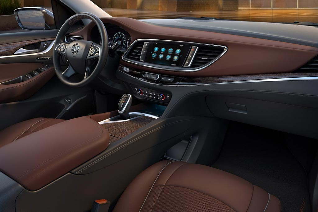 Buick Enclave 2018 салон