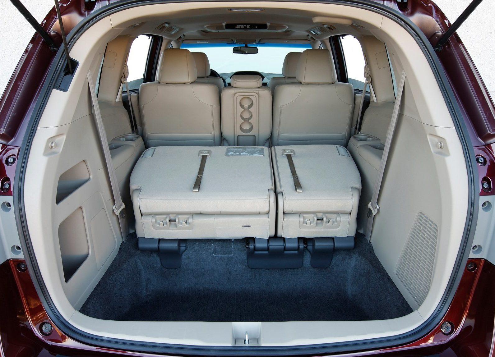 Honda Odyssey багажник