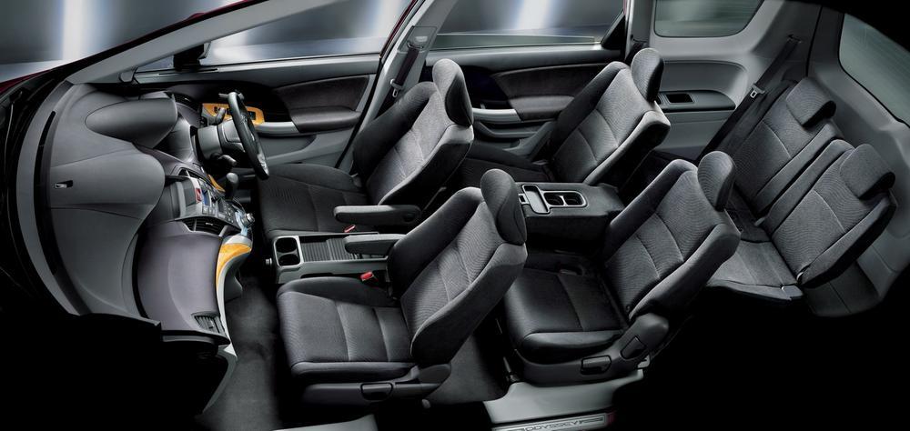 Honda Odyssey салон