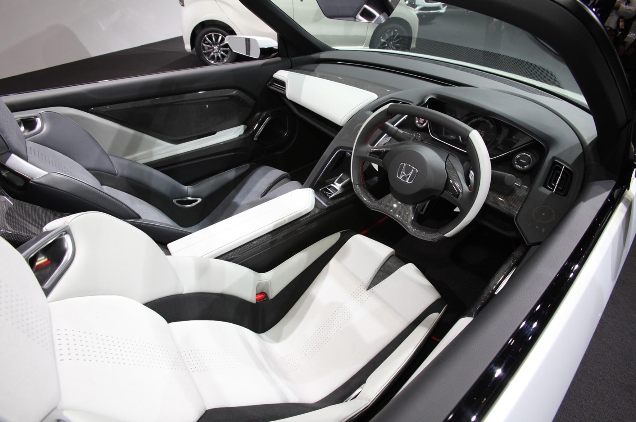 Honda S660 салон