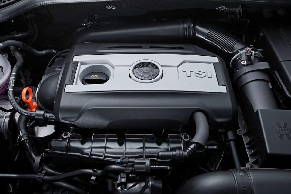 Турбодвигатель Skoda