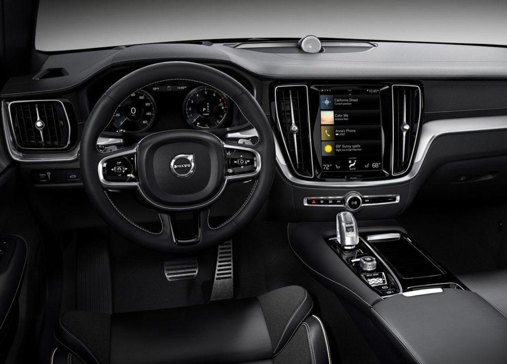 Volvo S60 руль
