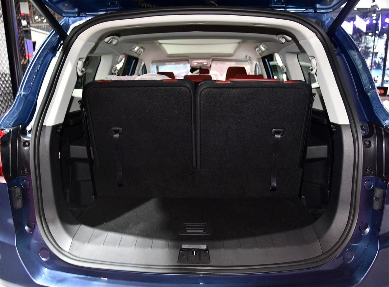 Dongfeng T7 багажник