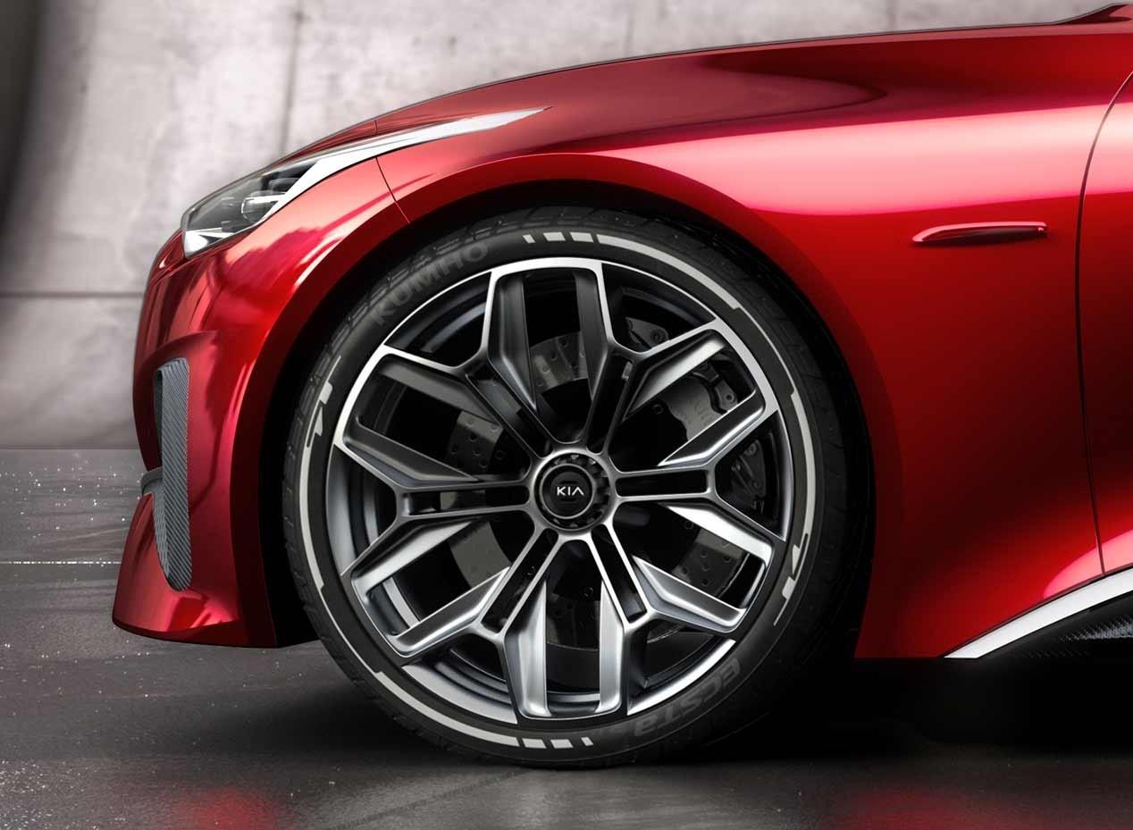 Kia Proceed Concept детали