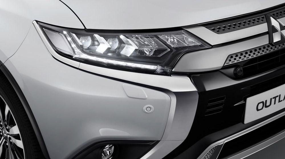 Mitsubishi Outlander детали кузова