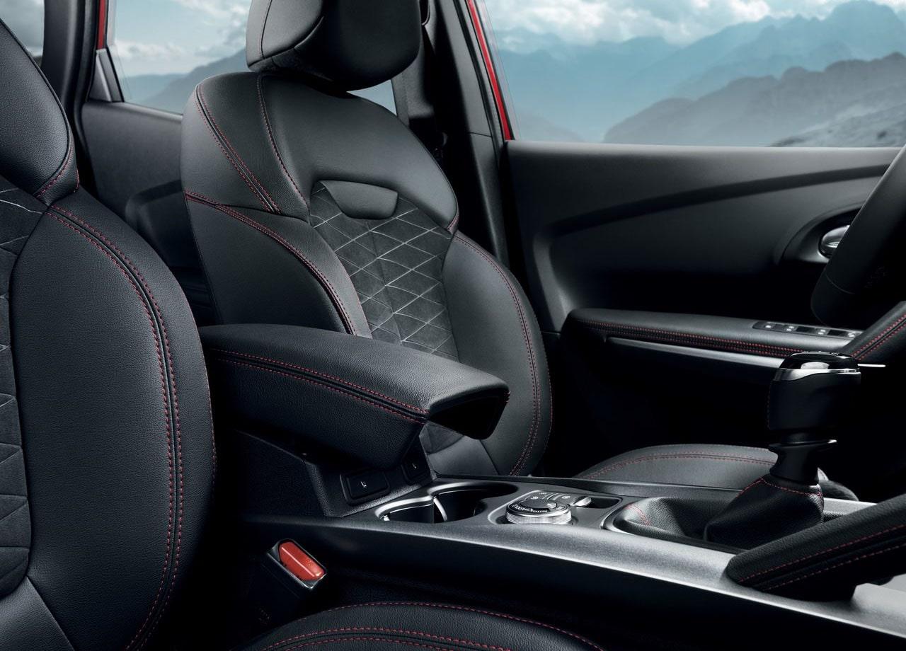 Renault Kadjar передние сидения