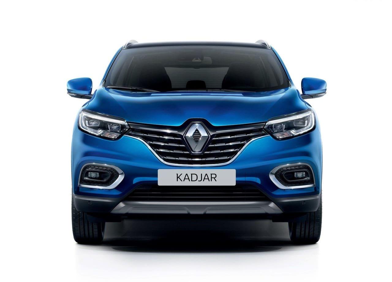 Renault Kadjar перёд