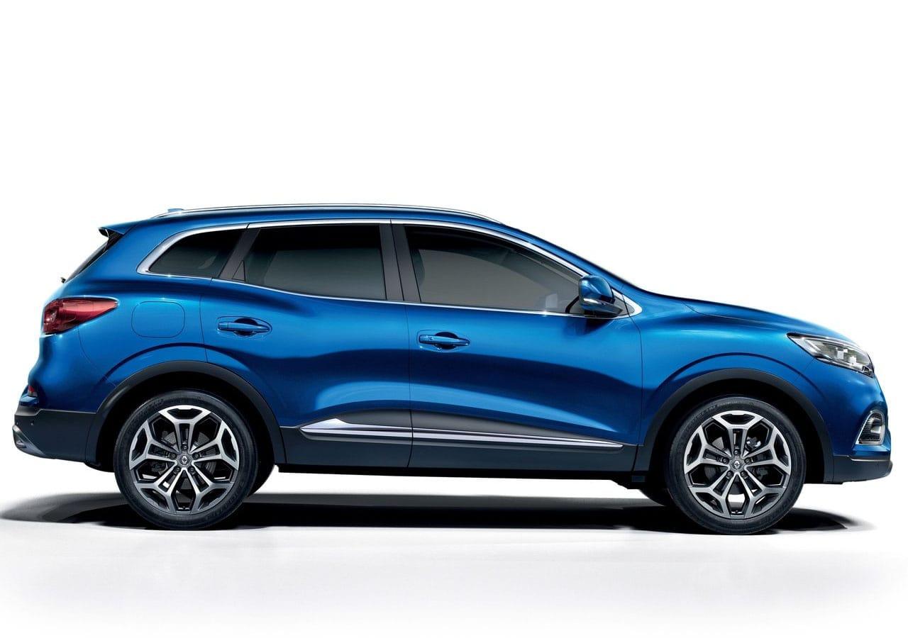 Renault Kadjar сбоку