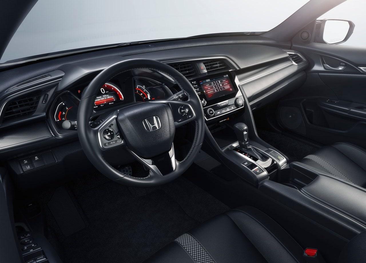 Honda Civic салон