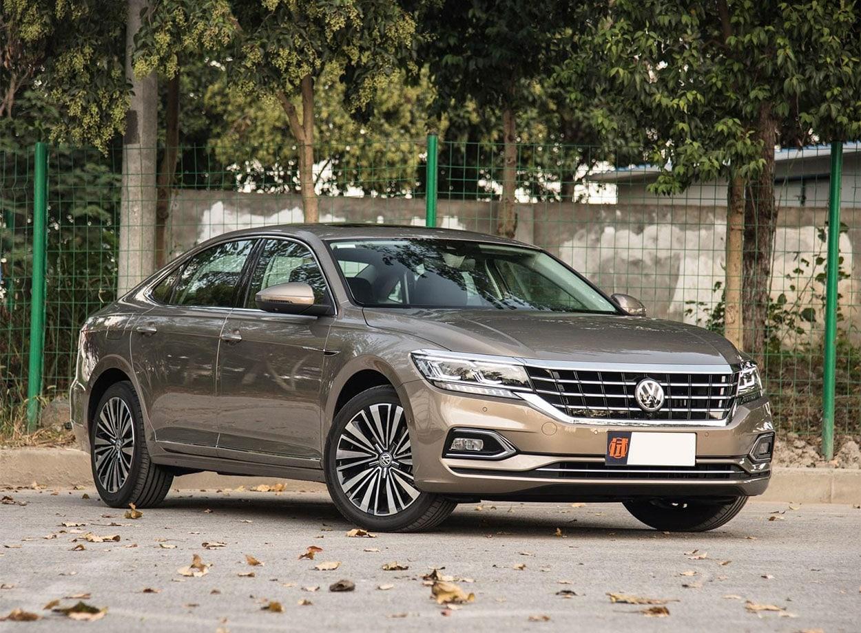 Volkswagen Passat фото