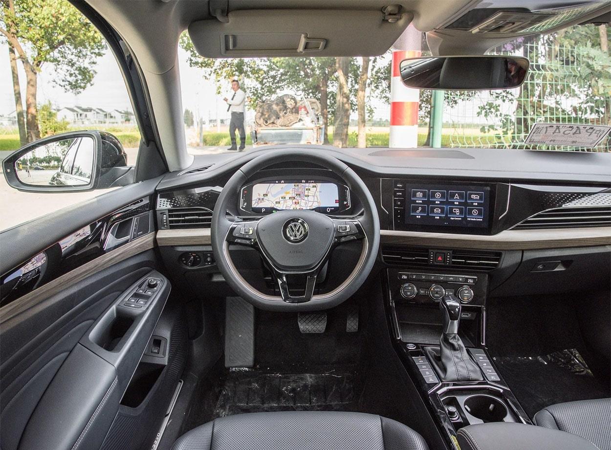 Volkswagen Passat руль