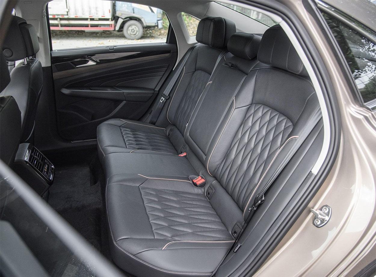 Volkswagen Passat задние