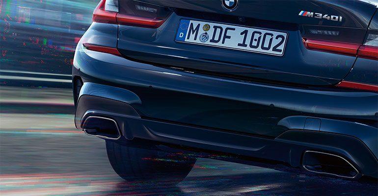 BMW M340i фото