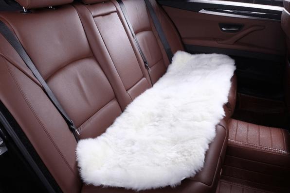 Чехлы из овчины на сиденья в авто
