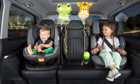 Как сделать выбор автокресла для ребенка