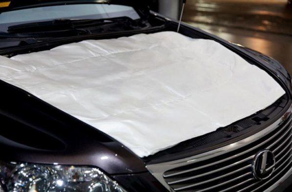 Автоодеяло для автомобиля