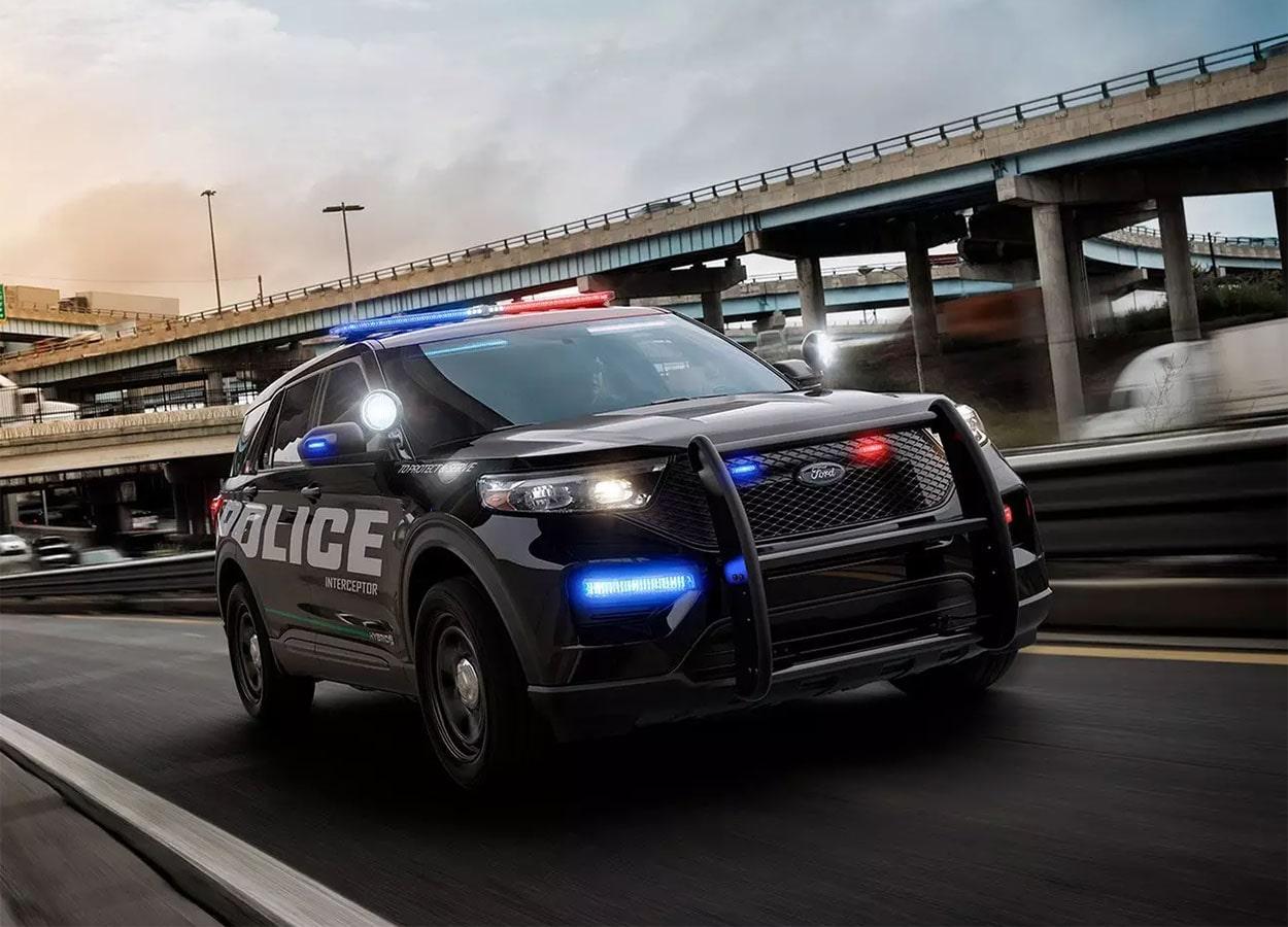 Детройтский автосалон 2019 Ford
