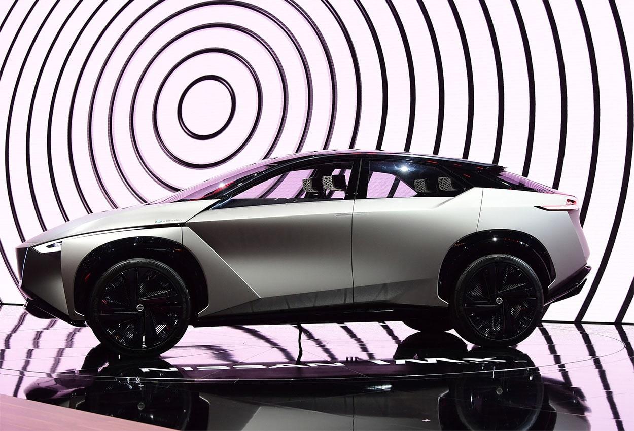 Detroit Auto Show 2019 фото