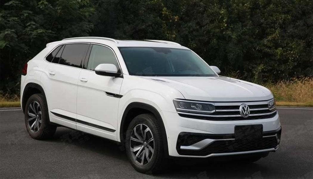 Детройтский автосалон 2019 VW